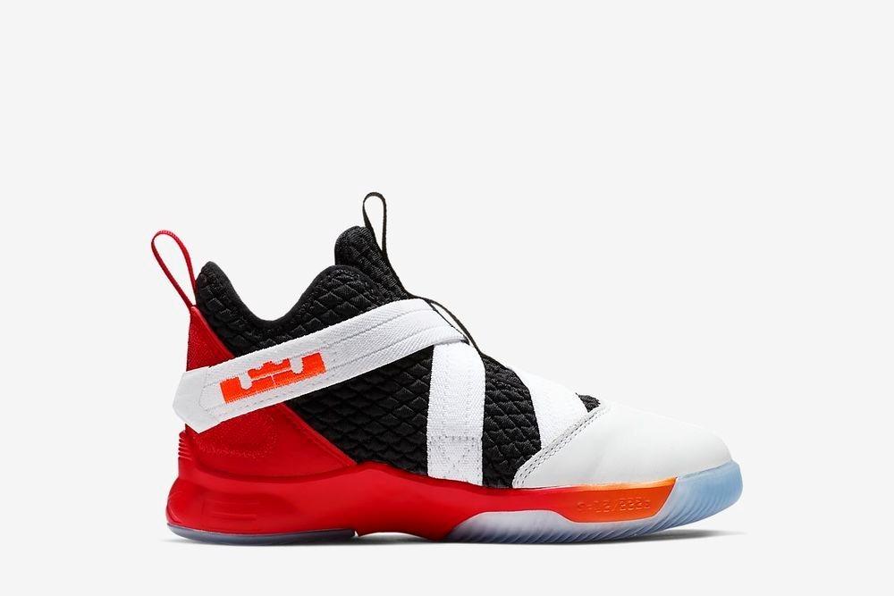 the latest edd48 2fea8 Kids Nike Lebron Soldier Xii 20 Cm Jordan Kd Kobe Curry Nba