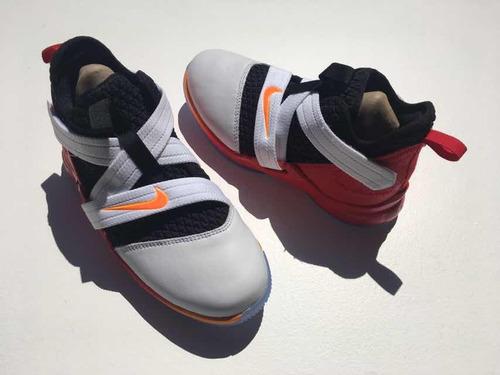 finest selection 9b468 e1881 Kids Nike Lebron Soldier Xii 21 Cm Jordan Kd Kobe Curry Nba