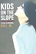 kids on the slope 9(libro )