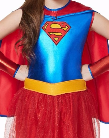 kids supergirl tutu costume - dc comics & Kids Supergirl Tutu Costume - Dc Comics - $ 1349.00 en Mercado Libre