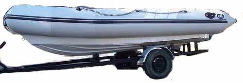 kiel 4.6 con suzuki 40 h.p trailer liquido urgente