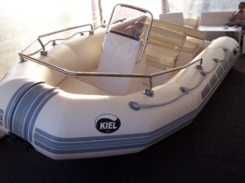 kiel 4,6 matrizado con mercury 50 hp 4 tiempos ecologico okm