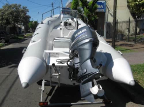 kiel 4,6 matrizado con40 hp 4 tiempos (super oferta )todookm