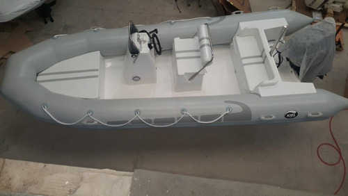 kiel 5,6 mts matrizado con yamaha 115 hp 4 entrega inmediata