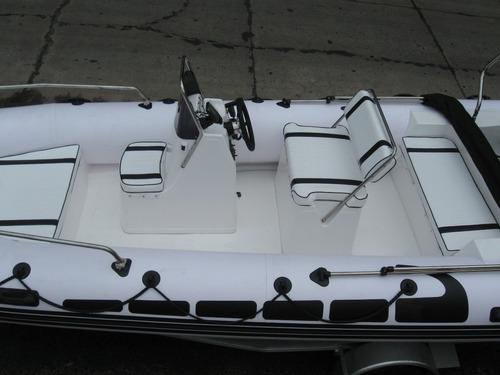 kiel 5,6 mts matrizado con yamaha 70 hp 4 entrega inmediata