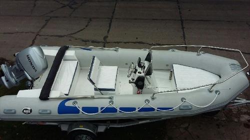 kiel 5,6 mts matrizado con yamaha 90 hp 4 entrega inmediata