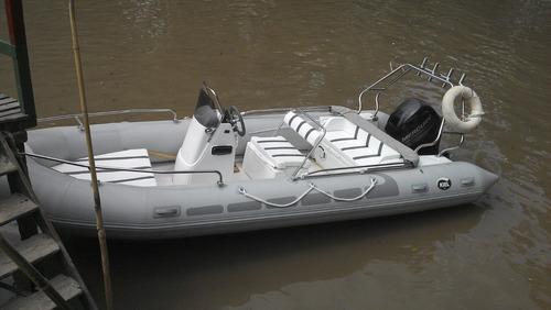kiel de 5,6 mts con el nuevo mercury 115 hp de 2100 cc