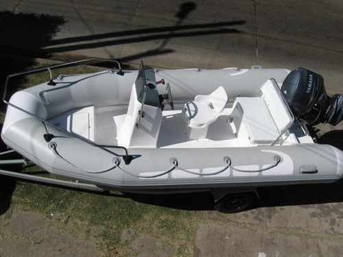 kiel matrizado 4,6 con yamaha  40 hp l electrico todo okm