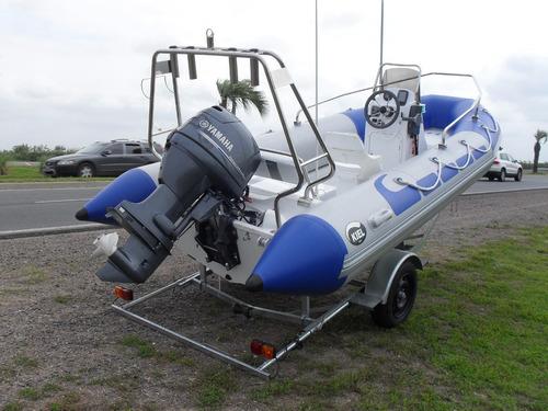 kiel matrizado c/ yamaha 40 hp 4 tiempos ecologico oportunid