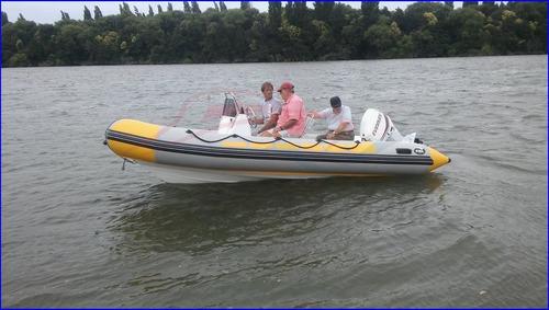 kiel nuevo modelo 5 mts con motor evinrude etec 60 hp ecolog