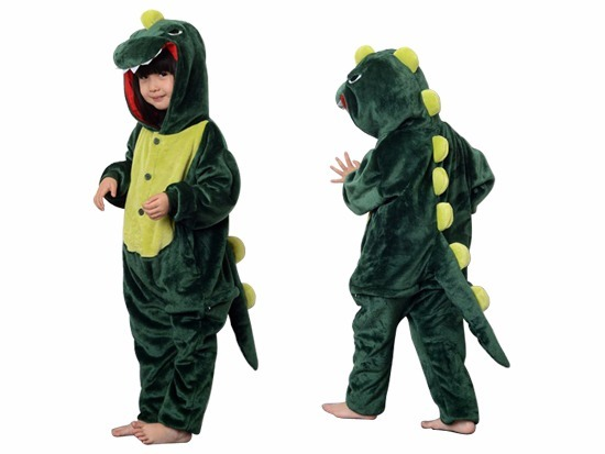 42bb5c529 Kigurumi Dinosaurio Niño Niña Pijama -   775.00 en Mercado Libre