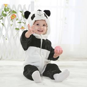 último descuento último estilo de 2019 mejor amado Kigurumi Mameluco Onesi Panda Para Bebé Babynova