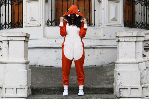 kigurumi pijama charmander - envío incluido