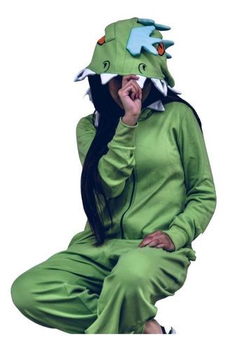 kigurumi pijama reptar - envío incluido