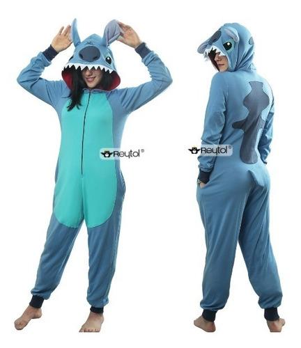 kigurumi pijama stitch - envío incluido