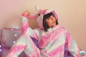b70237c1e4 Kigurumi Unicornio Estrellas Pijama Mameluco Onesie Adultos
