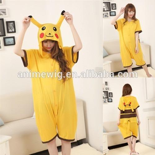 Kigurumi Verão Pikachu Pokemon Promoção Black Friday - R  119 4510fa3895ca7