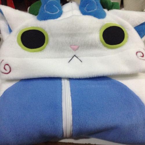 kigurumi yo-kai watch todos los tamaños (disfraz)