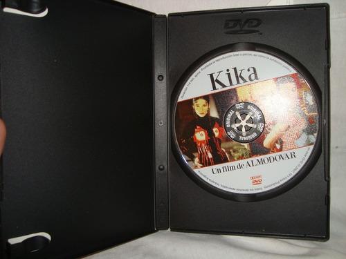 kika  almodovar dvd  en caballito