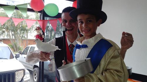 kike el mago show de magia en carabobo y toda venezuela