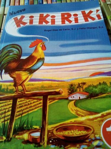 kikiriki libro de lectura