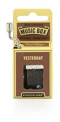 Kikkerland 1221 Caja Musical