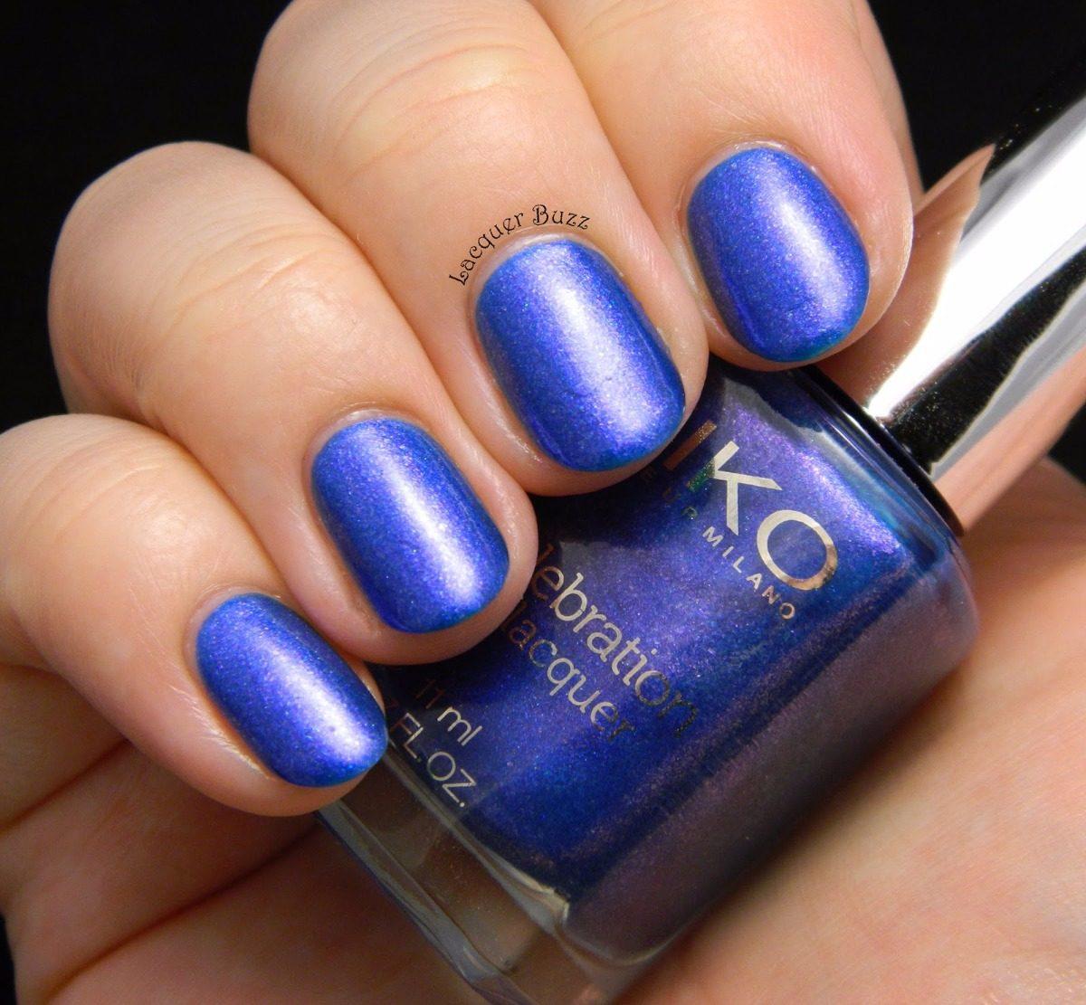 Kiko - Esmalte De Uñas 424 Azul Celeste Brilloso - $ 162,00 en ...
