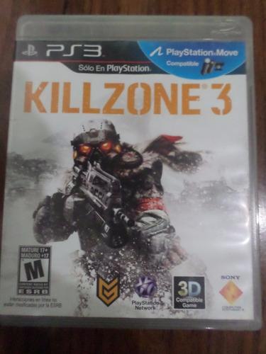 kill zone 3 ps3 lenny star games