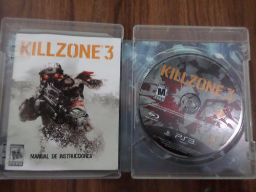 kill zone ps3