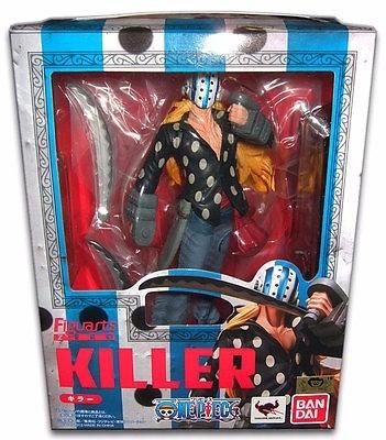 killer - figuarts zero - bandai - cod. 77694