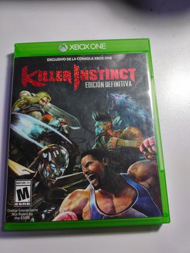 killer instinct edición definitiva cambio por red dead o re2
