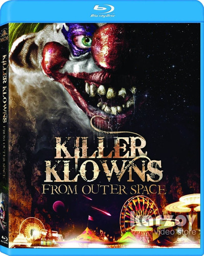 killer klowns from outer space comedia horror blu-ray