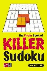 Killer Sudoku Virgin Books