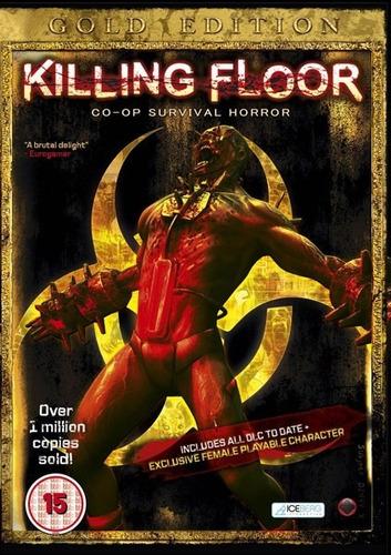 killing floor pc original frete gratis !!