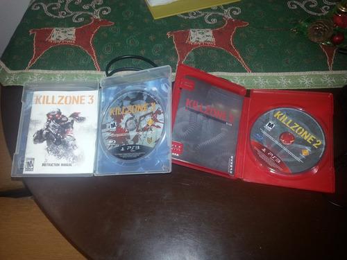 killzone 2 - killzone 3