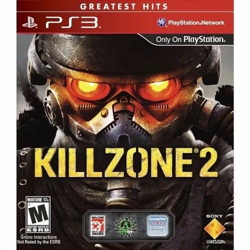 killzone 2 ps3 fisico