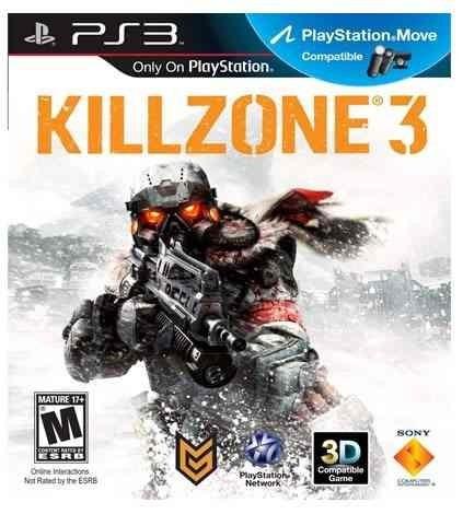 killzone 3 juego ps3 original completo envio gratis !!!!!!!