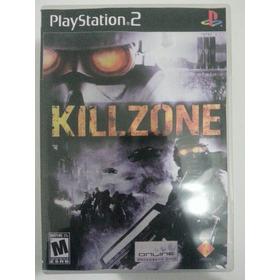 Killzone Ps 2 Game - Frete Grátis
