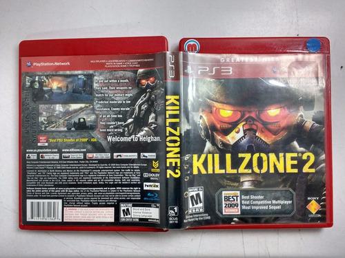 killzone ps3 juego