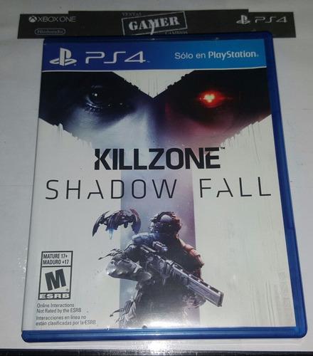 killzone ps4 usado   . cambios gamer ..