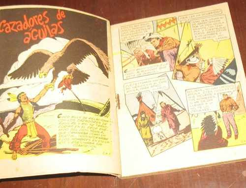 kim de la india : rudyard kipling - chico billy comics 1952