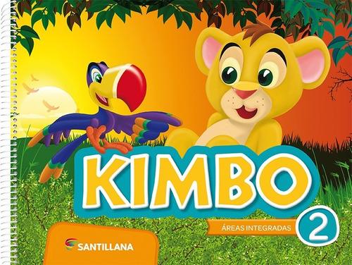 kimbo 2 - áreas integradas - santillana