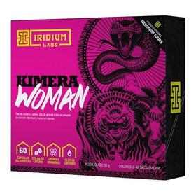 Kimera Woman Thermo Iridium Labs 60 Comps Original