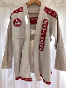 Kimono A2 Gracie Barra Training Branco [frete Grátis]