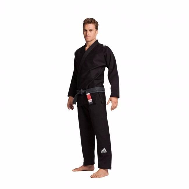 Kimono adidas Jiu-jitsu Challenge Adulto Negro, 350g/m² Bjj ...