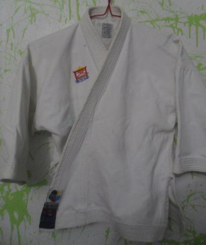 kimono de karate bushido usado en buen estado talla 0-1