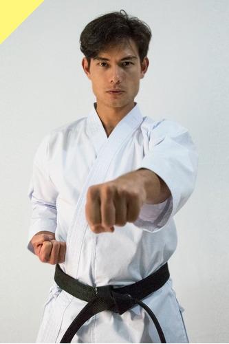 kimono de karate - light (leve pa) - matsu premium