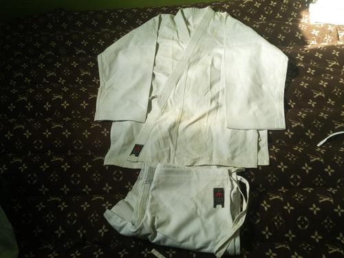 kimono de karate shureido para kata, talla 4