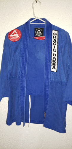 kimono gracie barra