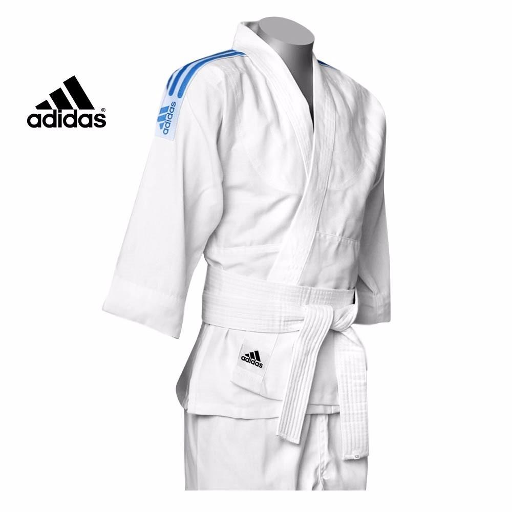 b80010f70a4 kimono infantil adidas judo j200e - branco 1.40m. Carregando zoom.